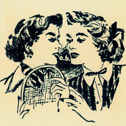 Anzeige 1950